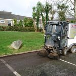 Road Sweeper Cornwall